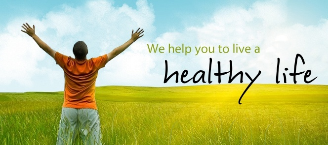 we help you live a healthy life